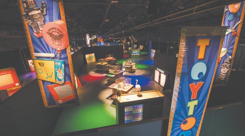 Toytopia brings it back to the '90s