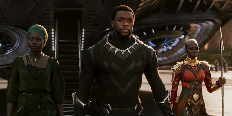 'Black Panther:' One of Marvel's best