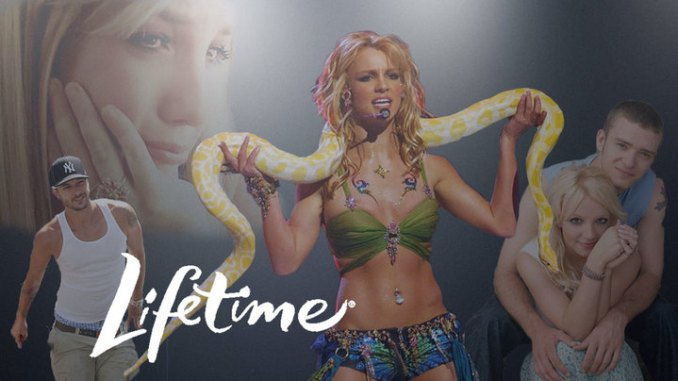 Yellow Boa Constrictor Britney Spears