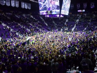KState collegian court storm