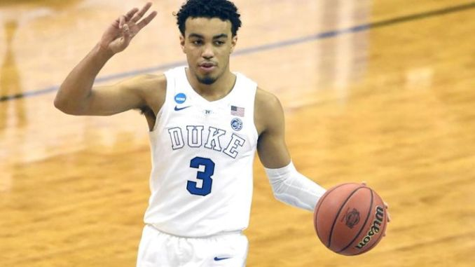 Tre Jones is one of many guys to thank for a memorable college basketball season that ended prematurely.