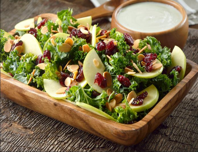 Resultado de imagen de ensalada de kale