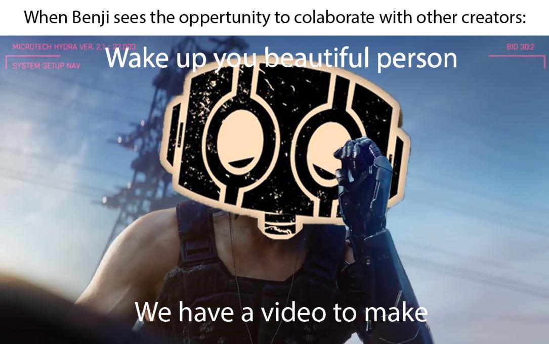 Blaze — Talebot Meme #1
