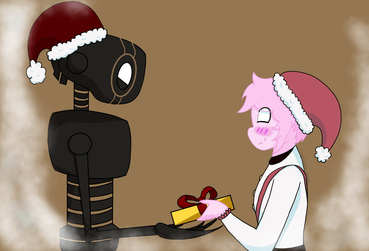 Waffles are Done — Talebot and Waffles Christmas