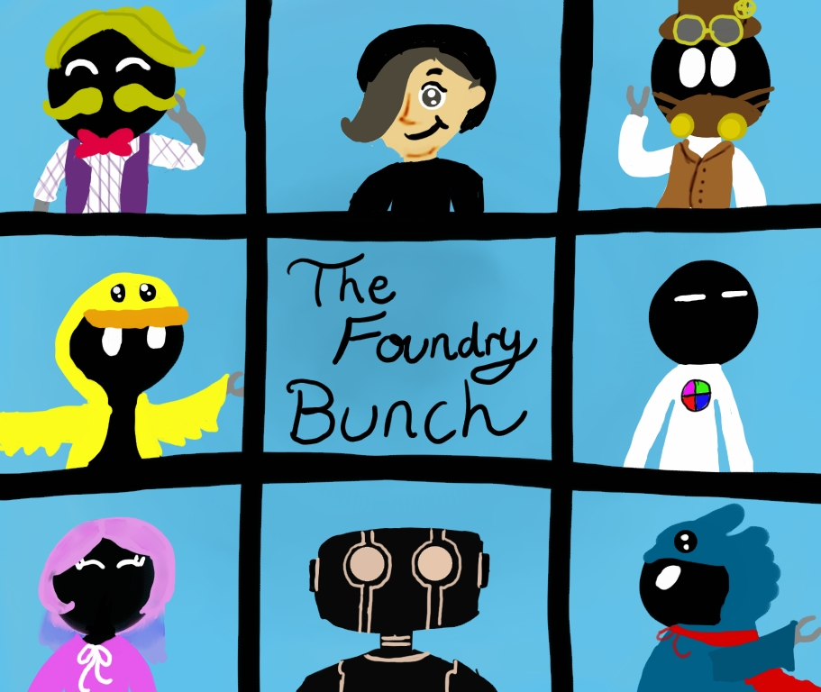 GJ_Fuller — The Foundry Bunch
