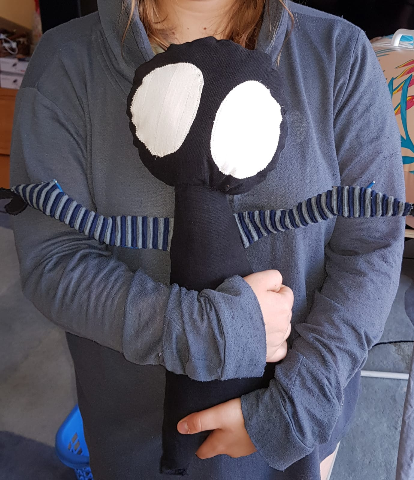 Clanso — Homemade Taleoid Plushy #2