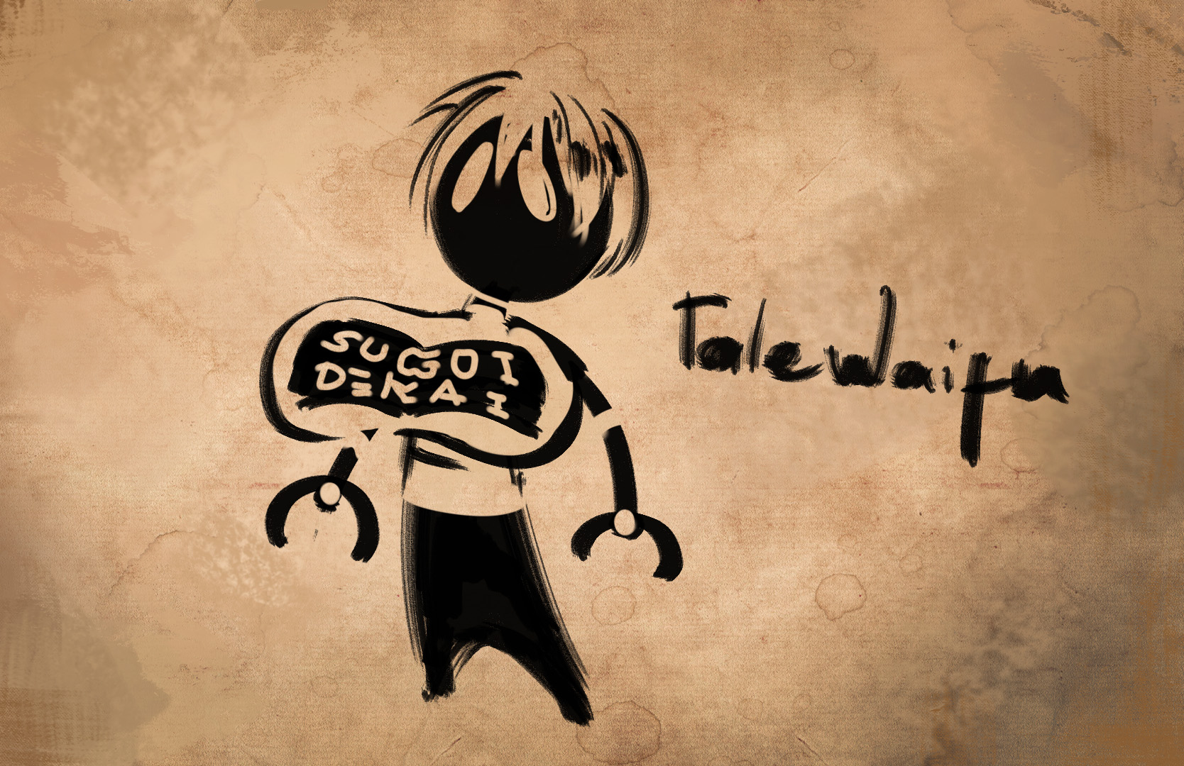 FelipeDeBarros — Waifu Taleoid (requested live on stream)