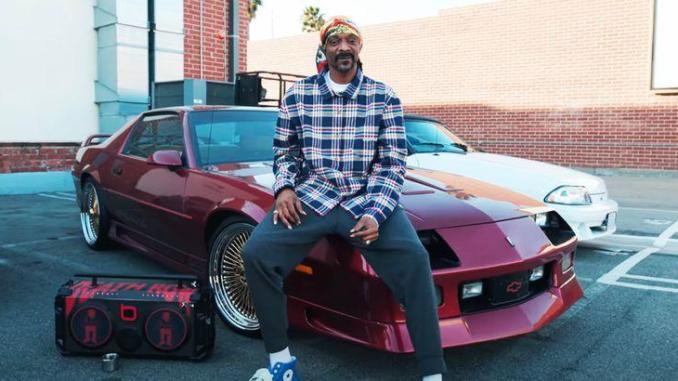 Snoop Dogg dévoile la date de sortie de son 18ème album