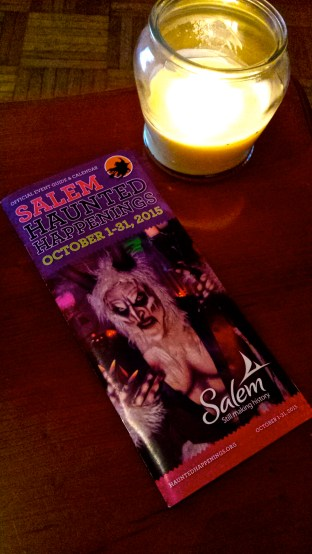 Salem's Haunted Happenings planning guide!
