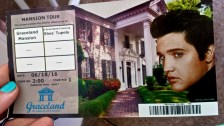 Got my ticket for the Mansion Tour