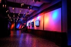 The main corridor inside the Opry