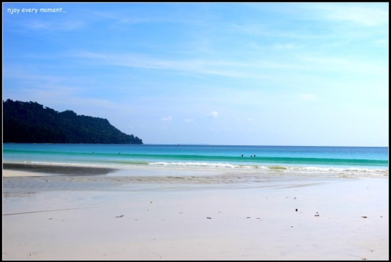 RadhaNagar Beach, Andaman Islands