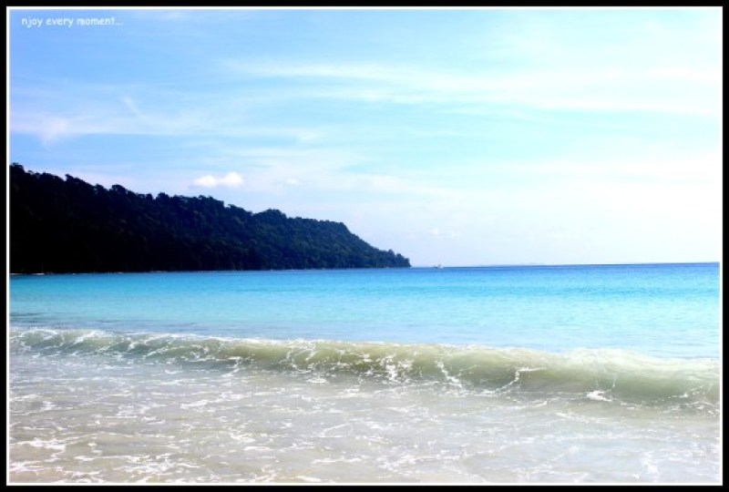 Radhanagr Beach, Andaman Islands