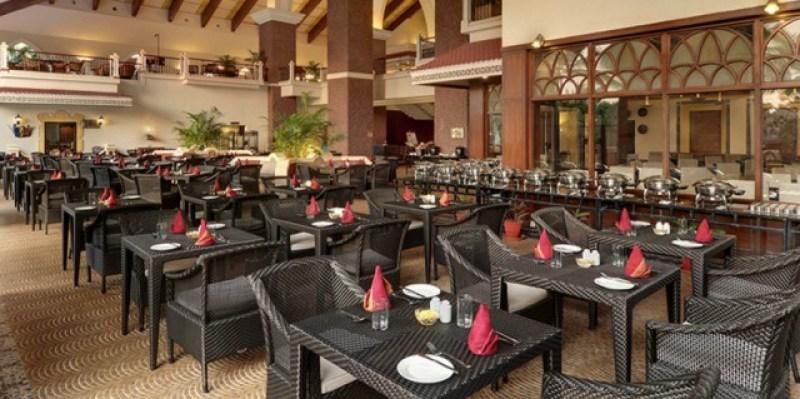 Ramada Caravela Resort - Restaurant