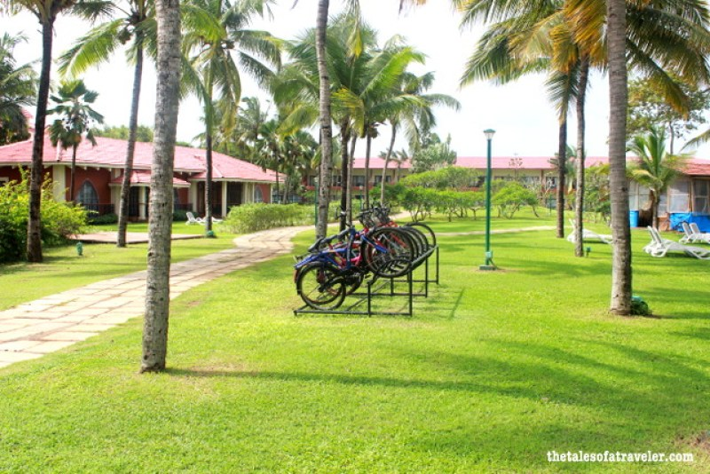 ramada carvela resort review golf