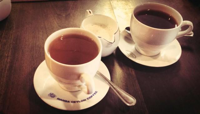 Srilanka tea