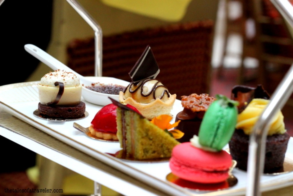 Best Afternoon Tea at London Pastries