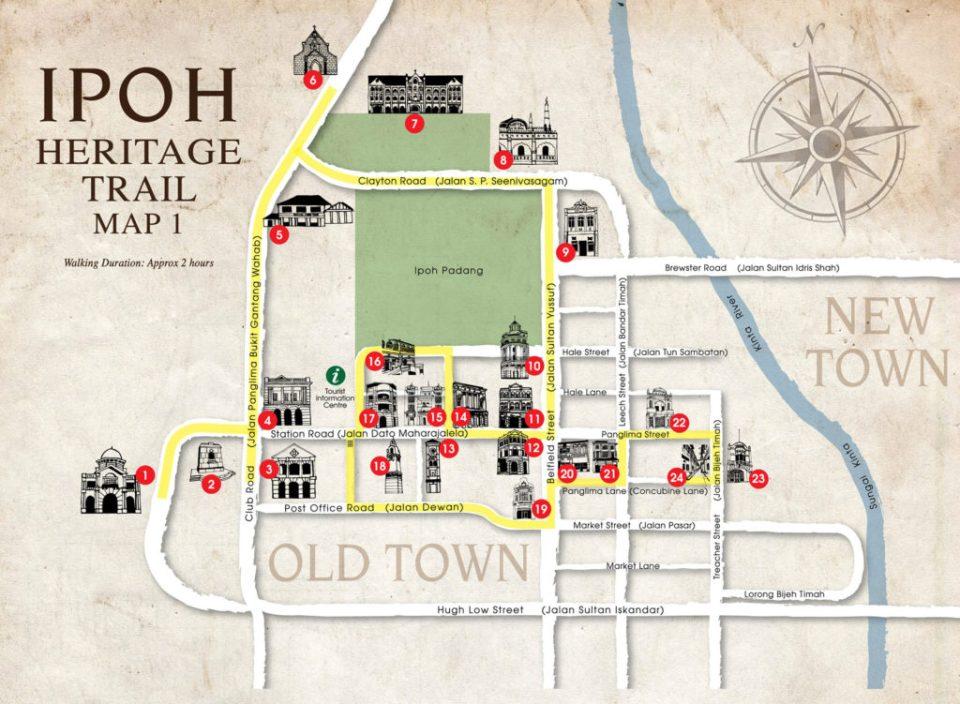 Ipoh Heritage Trail leaflet_Sep09