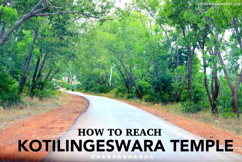 bangalore to kotilingeswara temple