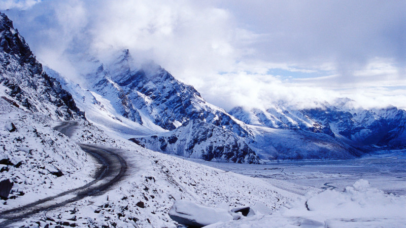 leh-winter-destination-india