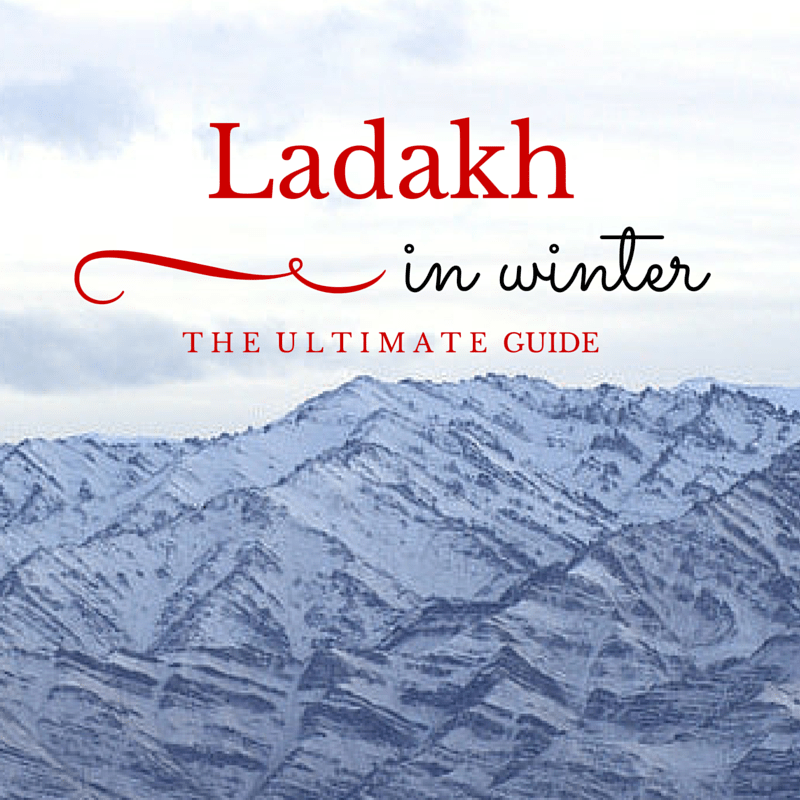 Leh Ladakh in Winter Guide Itinerary