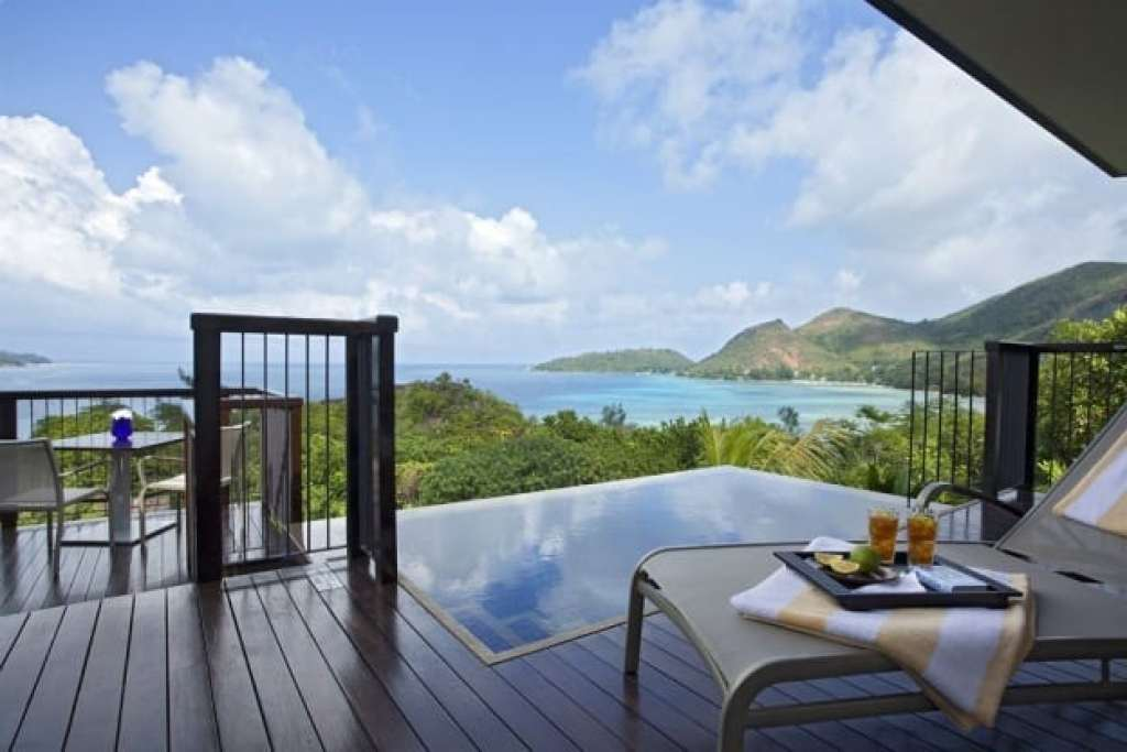raffles Parslin - Where to stay in Praslin