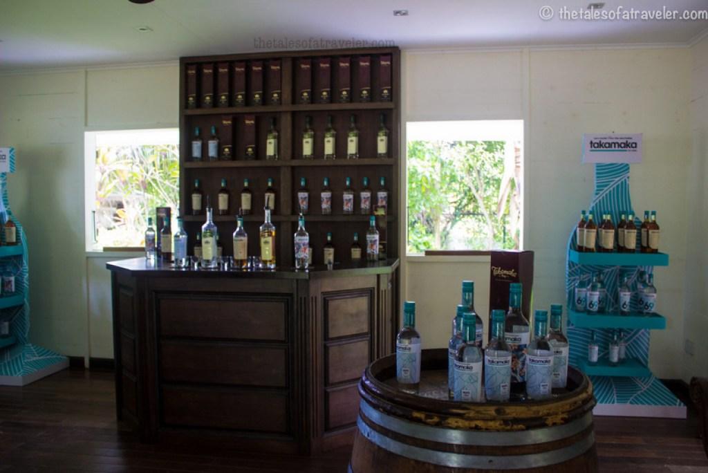 Takamaka Distillery- Things To do in Mahe Island seychelles