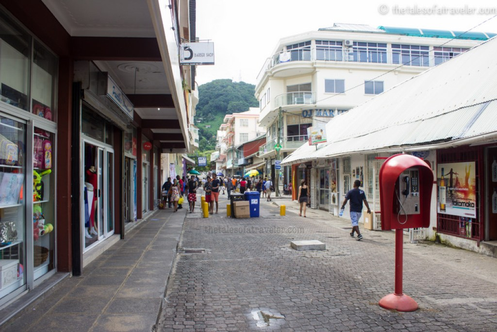 Victoria Market - Things To do in Mahe Island seychelles