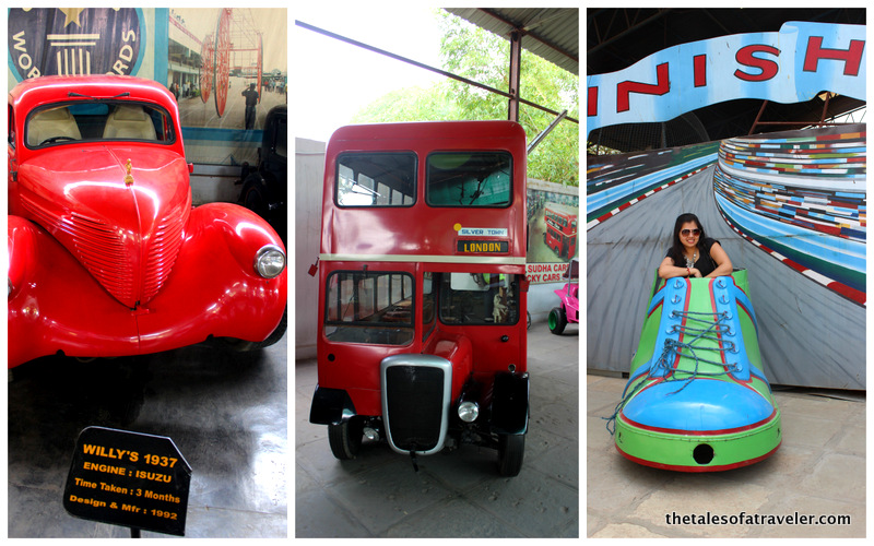 Sudha Car Museum Hyderabad 14