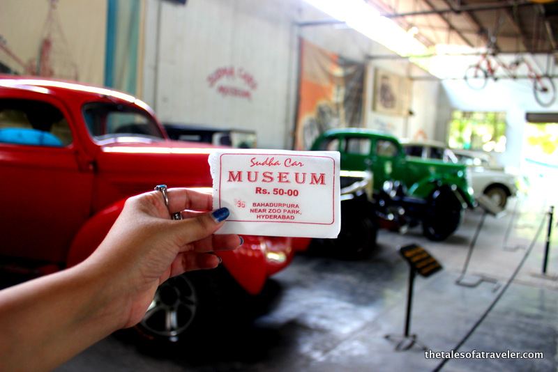 Sudha Car Museum Hyderabad 9