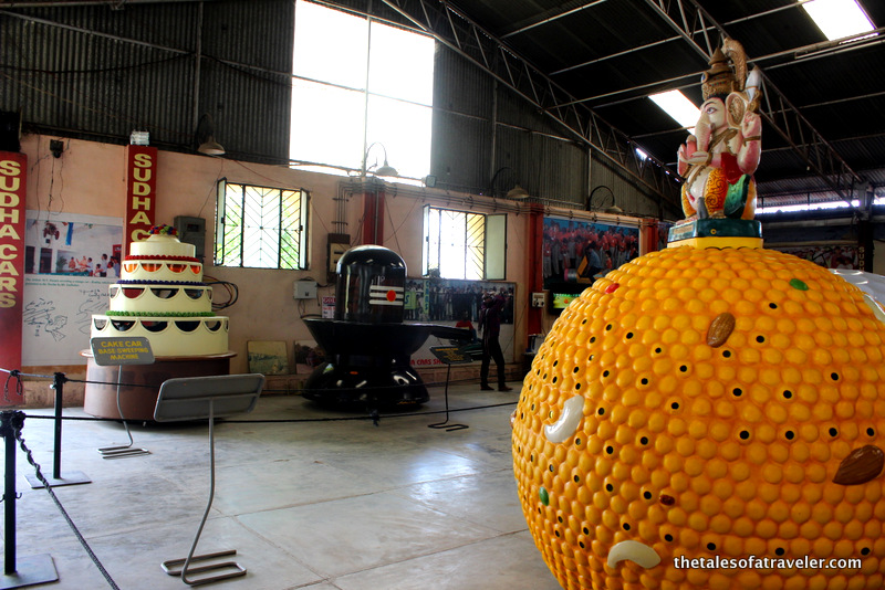 Sudha Car Museum Hyderabad -4