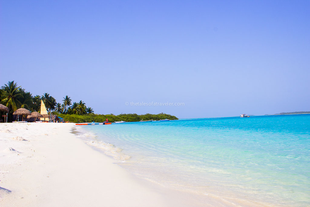 Bangaram Island Lakshadweep Review