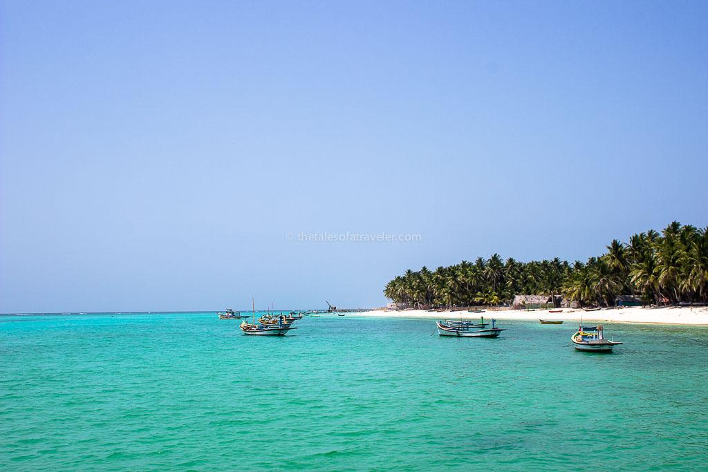 Bangaram Island Resort Lakshadweep