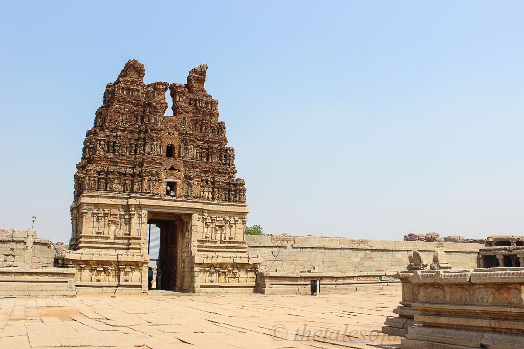 Interesting Tales of Hampi