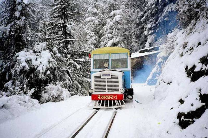 toytrain _ things to do in shimla