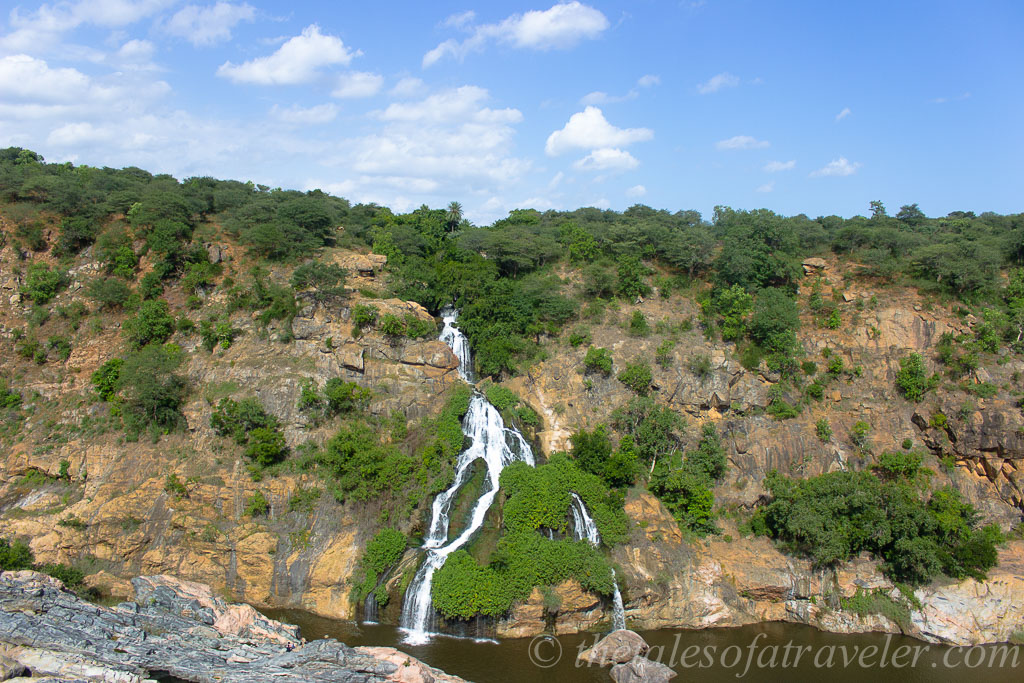 Day Trip From Bangalore To Chunchi Falls
