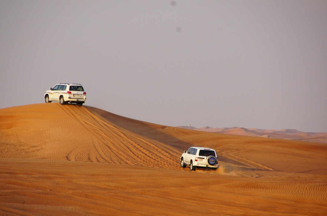 Abu Dhabi Layover Guide with Etihad Airways - Desert Safari