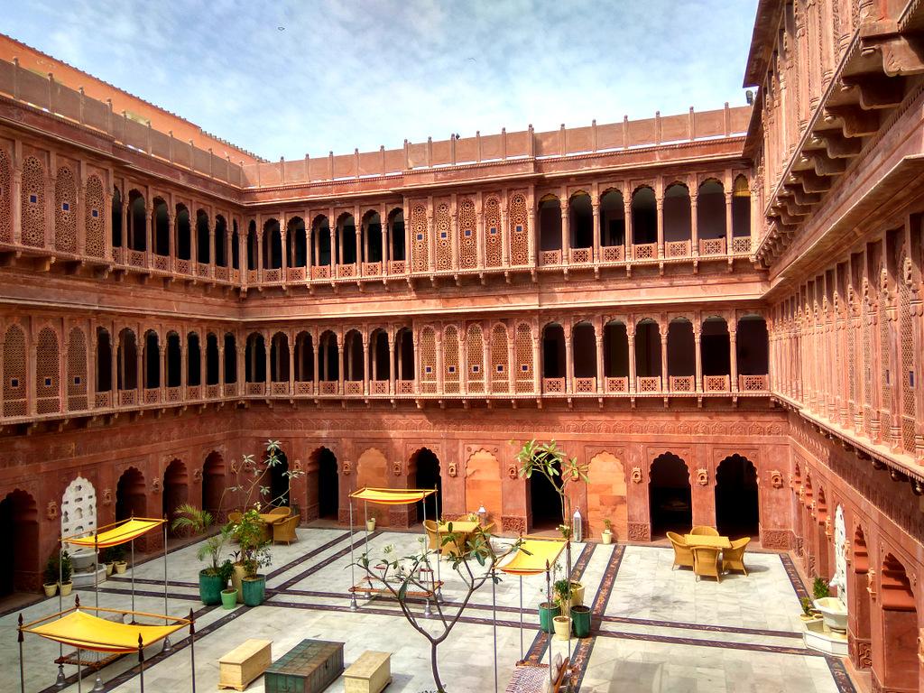 Luxurious Royal Weekend at Narendra Bhawan Bikaner