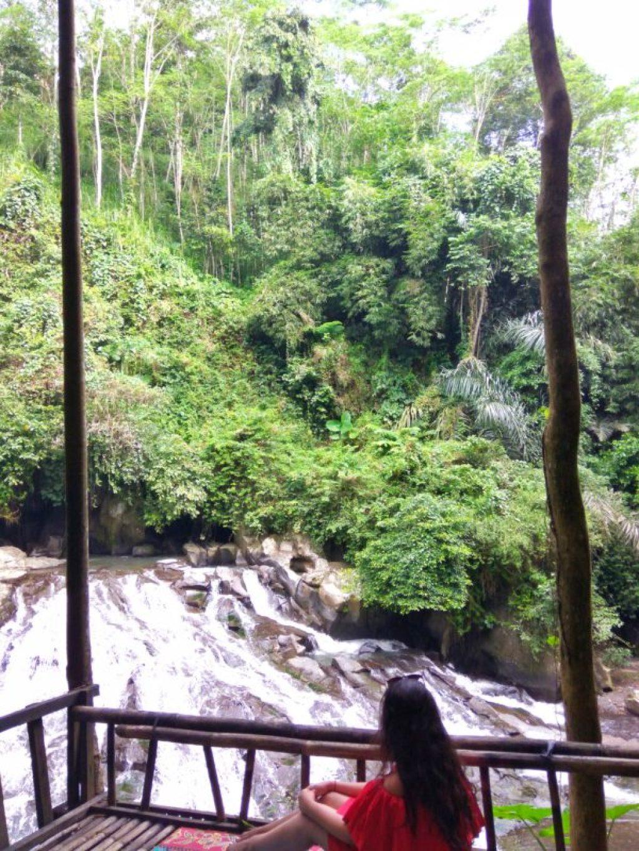 Goa Rang Reng Waterfall