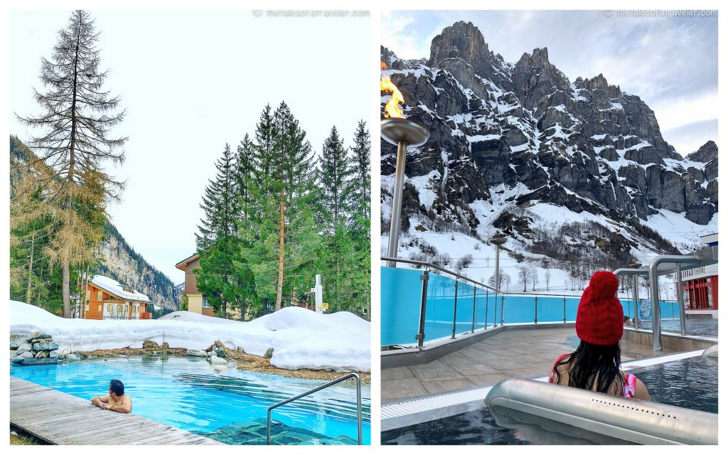 Swiss Itinerary with Swiss Travel Pass - Leukerbad