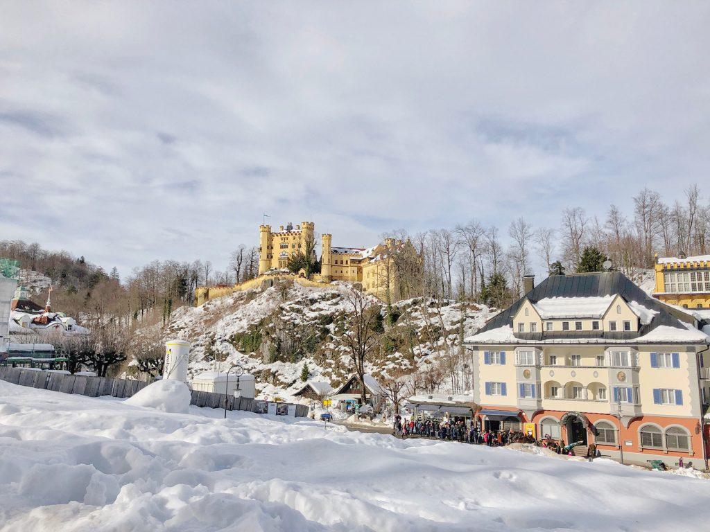 Hohenschwangau Castle Germany Bavaria