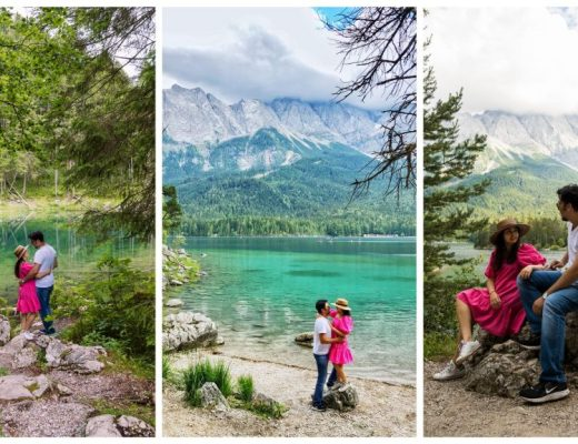 Eibsee lake Things To do & Instagrammable Spot