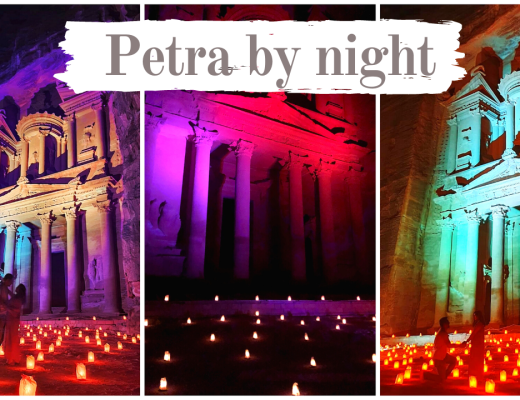 Petra by Night Travel Vlog