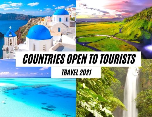 Countries Open for Indian Tourists