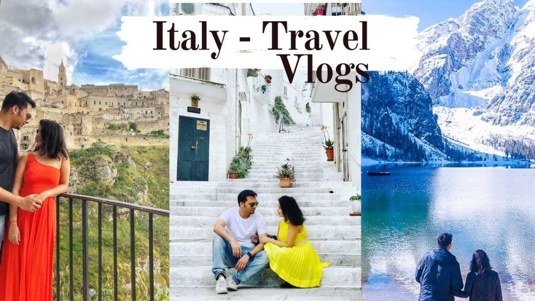 italy travel vlogs