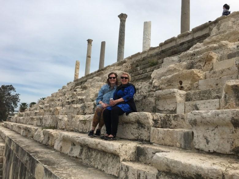 yup.  us and more ruins!