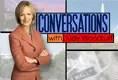 Conversations with Judy Woodruff