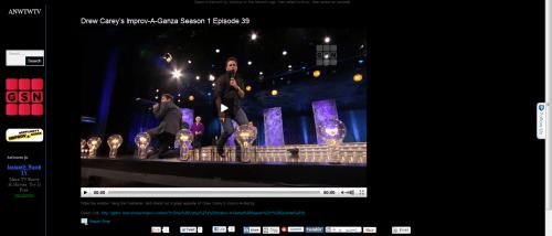 An Episode of Improv-a-ganza