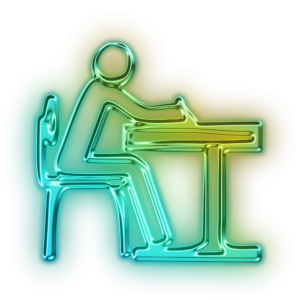 111937-glowing-green-neon-icon-people-things-people-student-study