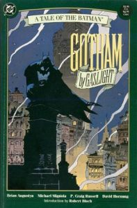 Gotham by Gaslight Cover